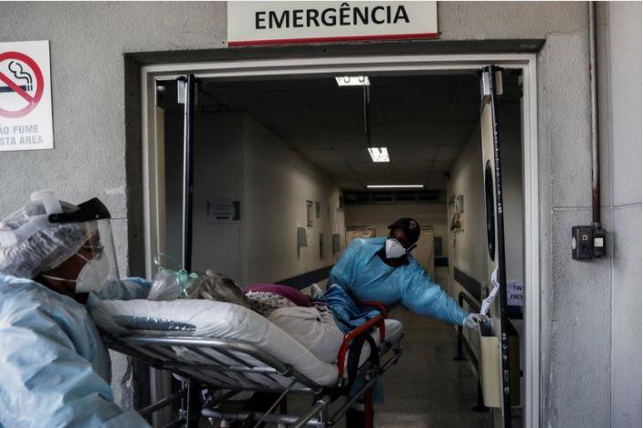 Brasil: disminuyó la tasa de transmisión de coronavirus, por primera vez desde abril