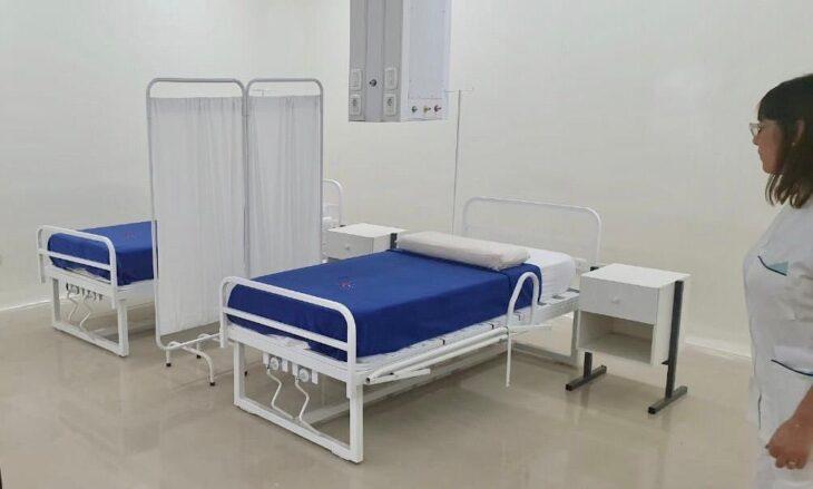 Coronavirus: están estables las dos pacientes de Andresito internadas en la sala de Covid-19 en Eldorado