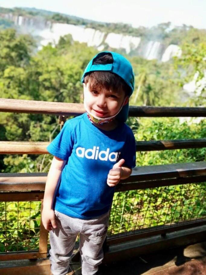 """Turismo: """"Visitar Cataratas después de tanto encierro me hizo sentir libre y con nuevas energías"""""""