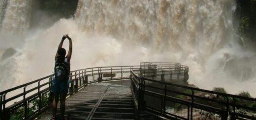 Aún hay cupos disponibles para misioneros que quieran visitar las Cataratas del Iguazú este domingo