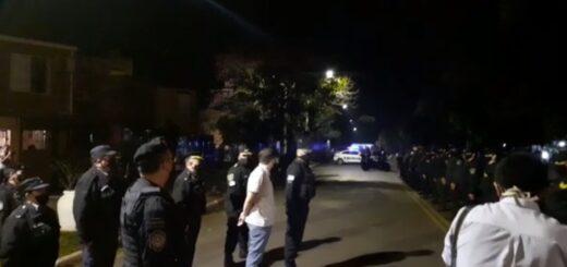 Este viernes por la noche la Policía de Misiones ejecuta un megaoperativo de seguridad ciudadana en toda la provincia