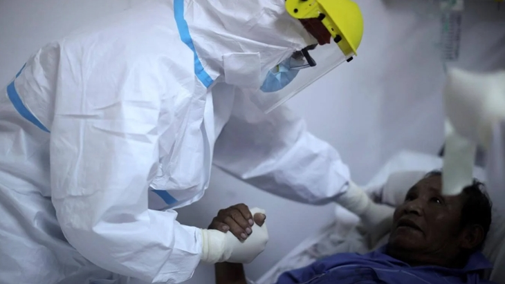 En Argentina hubo 283 muertes por coronavirus en las últimas 24 horas y es la cifra más alta desde que empezó la pandemia