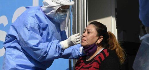 En Argentina se registraron 160 muertes y 7491 nuevos contagios de coronavirus en las últimas 24 horas