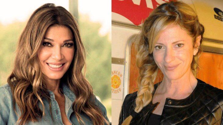 Catherine Fulop y Claudia Fontán tienen coronavirus