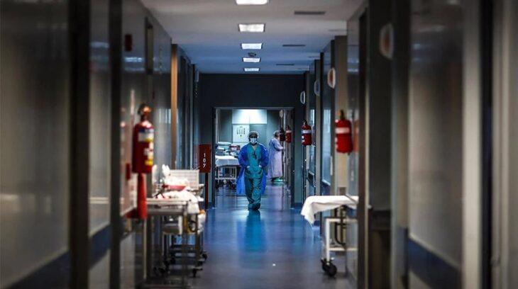Récord de contagios de coronavirus en el país: se registraron 7513 casos