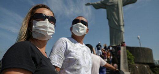 Coronavirus: rehabilitaron el Cristo Redentor y el Pan de Azúcar en Brasil