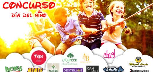 Concurso del Mes del niño: última semana para anotarse y participar por fabulosos premios