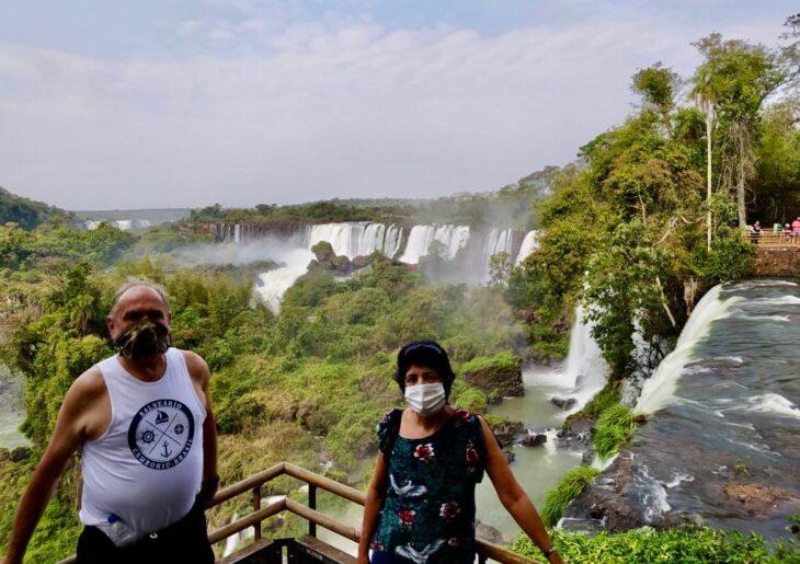 Turismo: «Visitar Cataratas después de tanto encierro me hizo sentir libre y con nuevas energías»
