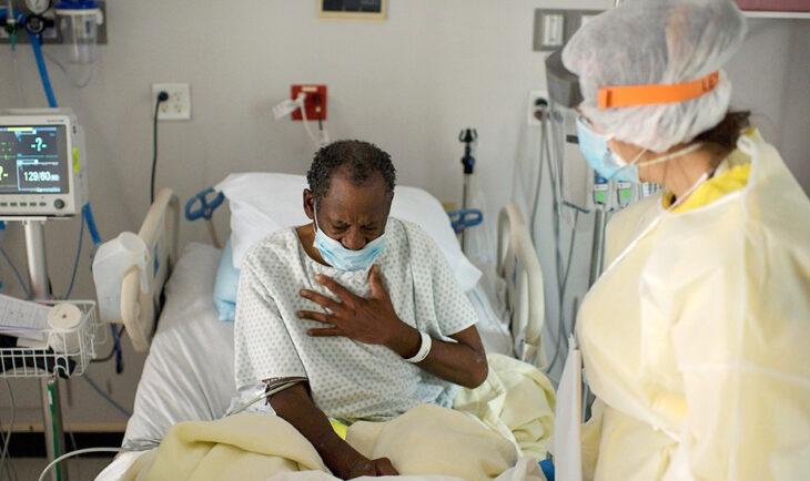 Coronavirus: EEUU se encamina a contabilizar los 200.000 casos diarios y marcaría un nuevo récord
