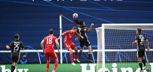 El Bayern Munich venció 3 a 0 al Lyon y jugará la final de la Champions League