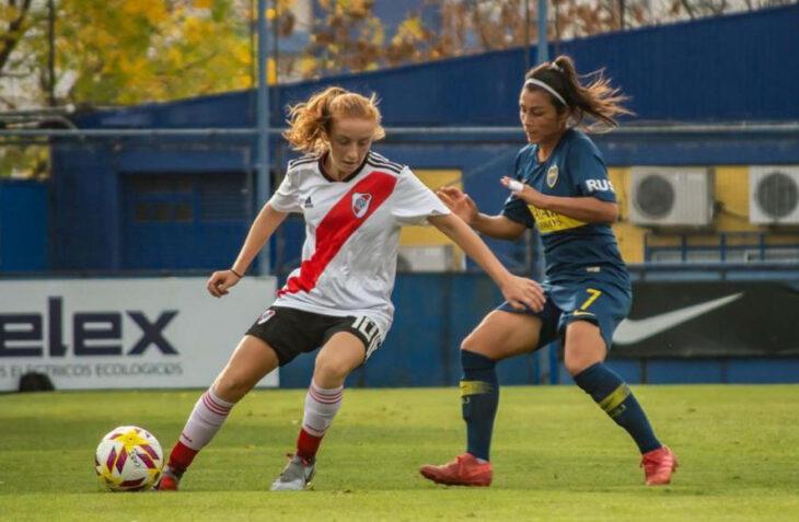 Los entrenamientos del fútbol femenino finalmente arrancarán los primeros días de septiembre