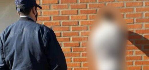 Un joven intentó robar en una parrilla en San Vicente y terminó preso
