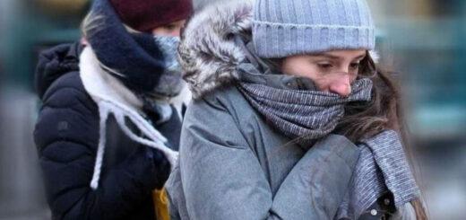 El aire frío polar llega a Misiones y para la noche se espera una mínima de 5 grados