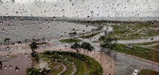 Viernes con probabilidades de lluvia y tormentas en Misiones