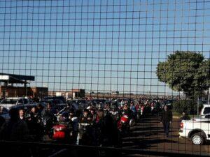 Empleados de Migraciones apoyan la postura del gobernador Herrera Ahuad de mantener cerradas las fronteras