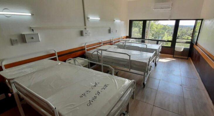 Eldorado: realizan mejoras en el Hospital Samic y en breve inaugurarán un sector de Terapia Intermedia