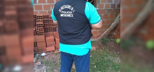 Posadas: detuvieron a una madre y a su hijo por el caso del hombre al que rociaron con alcohol y prendieron fuego