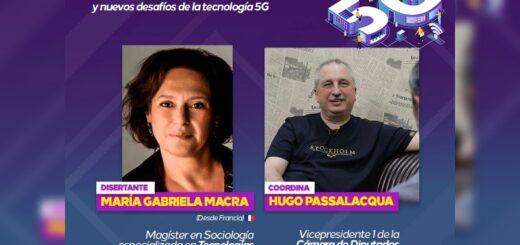 """Este jueves se realizará la videoconferencia """"Cambio de ecosistema y nuevos desafíos de la tecnología 5G"""""""