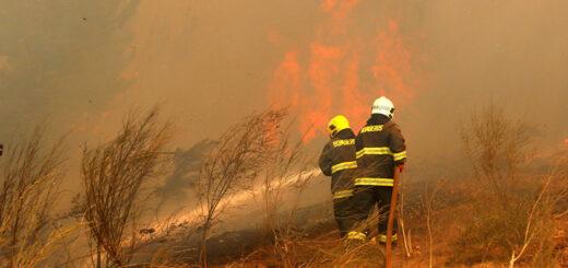 Según el reporte nacional, los incendios en Misiones están controlados pero persiste el alerta máxima