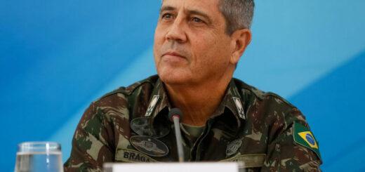 Jefe de Gabinete de Brasil tiene coronavirus y ya es el séptimo ministro infectado