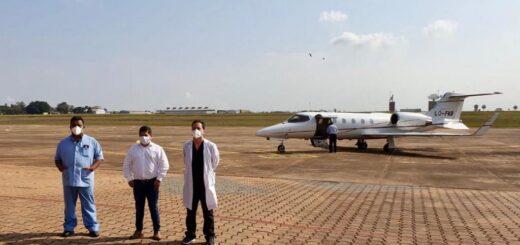 Coronavirus: médicos de Misiones de Terapia Intensiva que fueron a ayudar a pacientes en Jujuy regresarían en 10 días