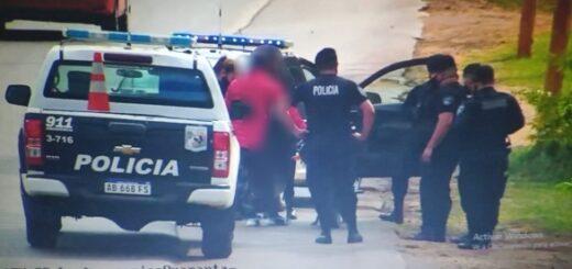 """Posadas: detuvieron a presunto """"motochorro"""" en San Martín y Quaranta."""