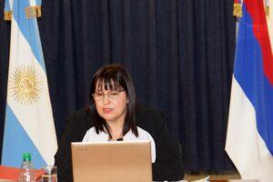 """Presupuesto 2021: """"Los primeros detalles que conocimos ratifican la política de inclusión de la Renovación"""", opinó la diputada Rodríguez"""