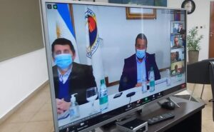 Herrera Ahuad lanzó un programa de financiación para el equipamiento vial de los 77 municipios de Misiones