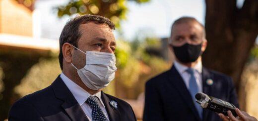 Coronavirus: por el decreto presidencial que suspende las actividades sociales, Herrera Ahuad informó que en Misiones solo podrán reunirse quienes conviven en cada hogar