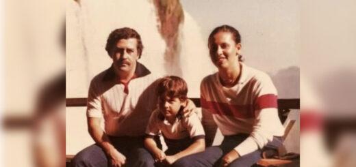 El día que Pablo Escobar visitó junto a su familia las Cataratas del Iguazú