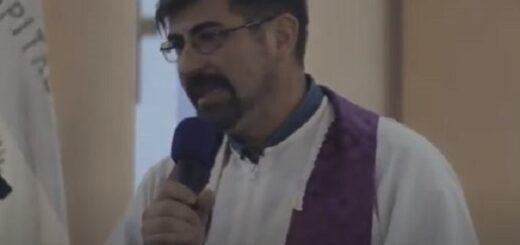 """El padre Fabián Oliva criticó duramente a las autoridades de Córdoba por la muerte de Solange: """"¿Qué protocolo siguen, que los deshumaniza tanto?"""""""