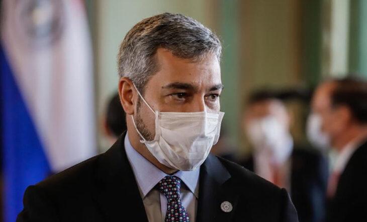 Paraguay: el secretario privado de Mario Abdo y otros siete funcionarios del gobierno tienen coronavirus
