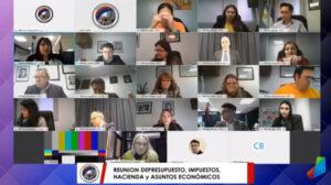 Vivo | En Misiones comenzó el debate del Presupuesto 2021, exponen Sedoff y Galarza