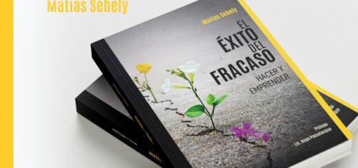 """Emprendedor misionero presentará en forma virtual su tercer libro: """"El éxito del fracaso"""""""