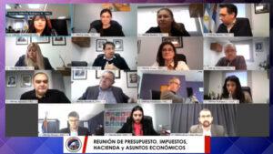 VIVO, Presupuesto 2021: Horacio Simes explica los ejes de su gestión y la previsión de gastos del Fondo de Crédito Misiones