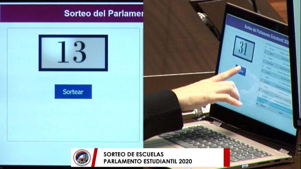 La Legislatura seleccionó las escuelas que participarán del Parlamento Virtual Estudiantil Misionero 2020