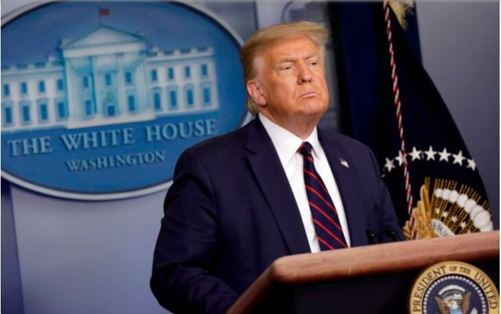Trump anunció que prohibirá la red social Tik Tok en Estados Unidos