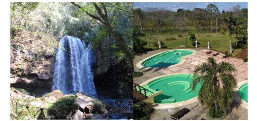 Más de 600 turistas llegaron este fin de semana a Oberá para visitar el Salto Berrondo y las Termas de la Selva
