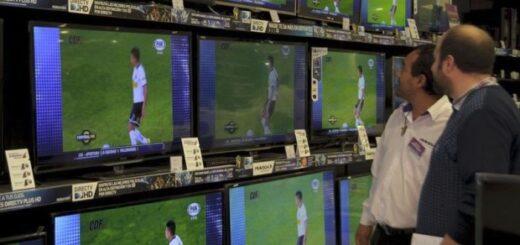 Empresarios advierten que continúa la falta de stock de televisores, celulares y otros productos electrónicos