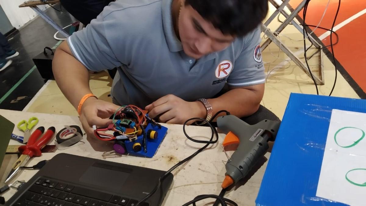 La Escuela de Robótica y una agenda cargada de actividades para la segunda mitad del año