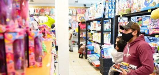 Las ventas del Día del Niño subieron un 5 por ciento