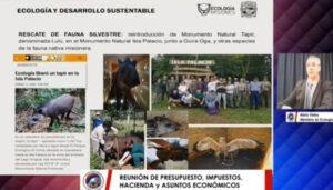 Presupuesto 2021: sustentabilidad ambiental, económica y social, los objetivos de Ecología que apunta a enero para habilitar el Parque Federal Campo San Juan