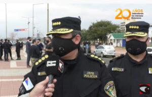 """Zenón Cabrera: """"Por la flexibilización de actividades, aumentaron los delitos y los accidentes de tránsito"""""""