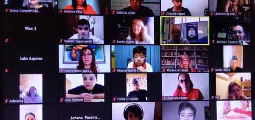 """Más de 130 participantes entre escritores, docentes y alumnos tuvo la actividad literaria """"Carpintería de Palabras"""""""