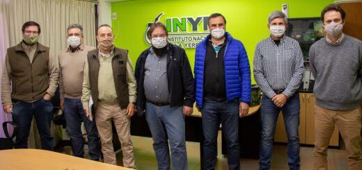 El INYM y el INTA fortalecen lazos para optimizar el sector yerbatero
