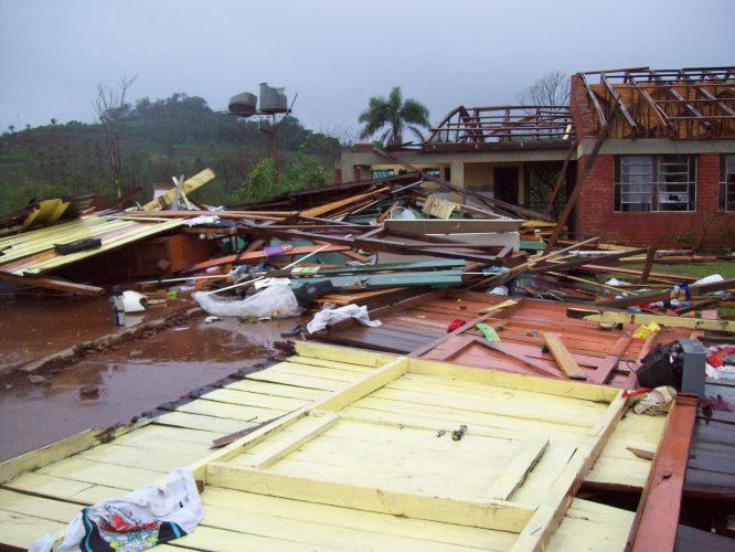 Se cumplen once años de la mayor catástrofe natural de la historia misionera