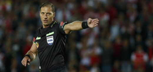El árbitro misionero Néstor Pitana vuelve a dirigir en Copa Libertadores