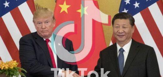China alista medidas en represalia por la prohibición a Tik Tok