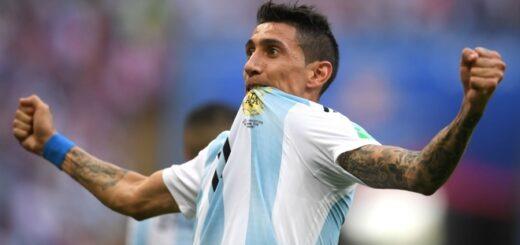 """Ángel Di María y un mensaje a Lionel Scaloni: """"No sé por qué no estoy en la Selección"""""""