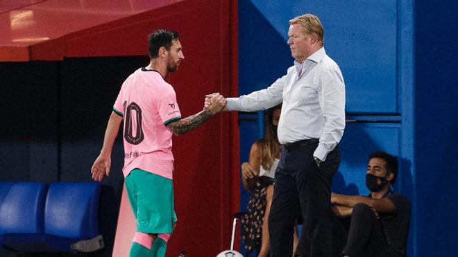 El Barcelona de Messi pone primera ante Villarreal